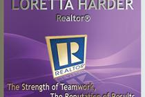 Business Card Design Loretta Harder