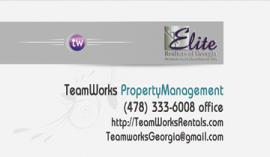Business Card TeamWorks