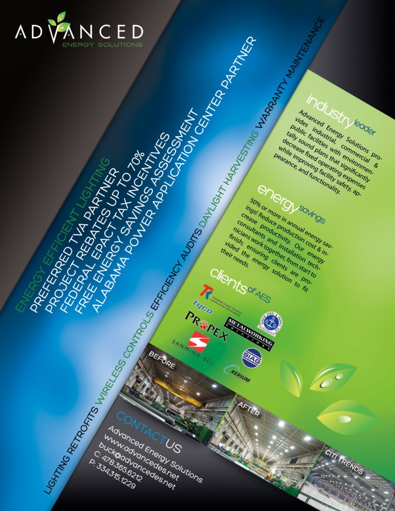 Flyer Advanced Energy Solutions