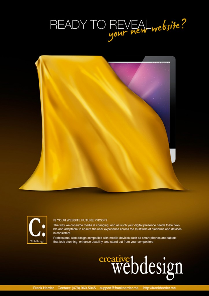 Flyer Design Creative Webdesign