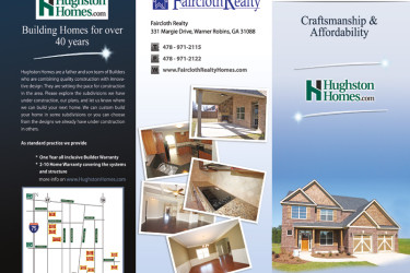 Trifold Design Hughston Homes