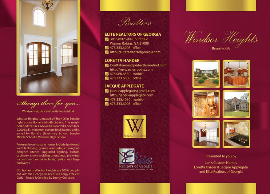 Trifold Design Windsor Heights