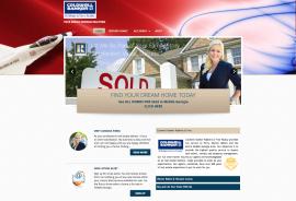 Website Amanda Fiebig Realtor