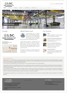 Website Lakota Solutions