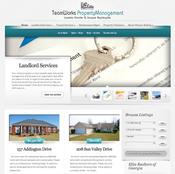Website TeamWorks
