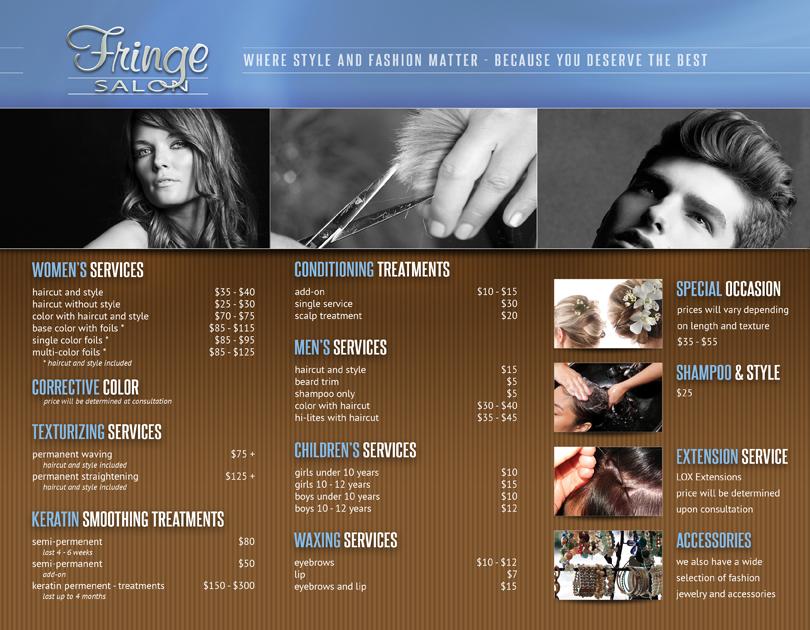 TriFold Design Fringe