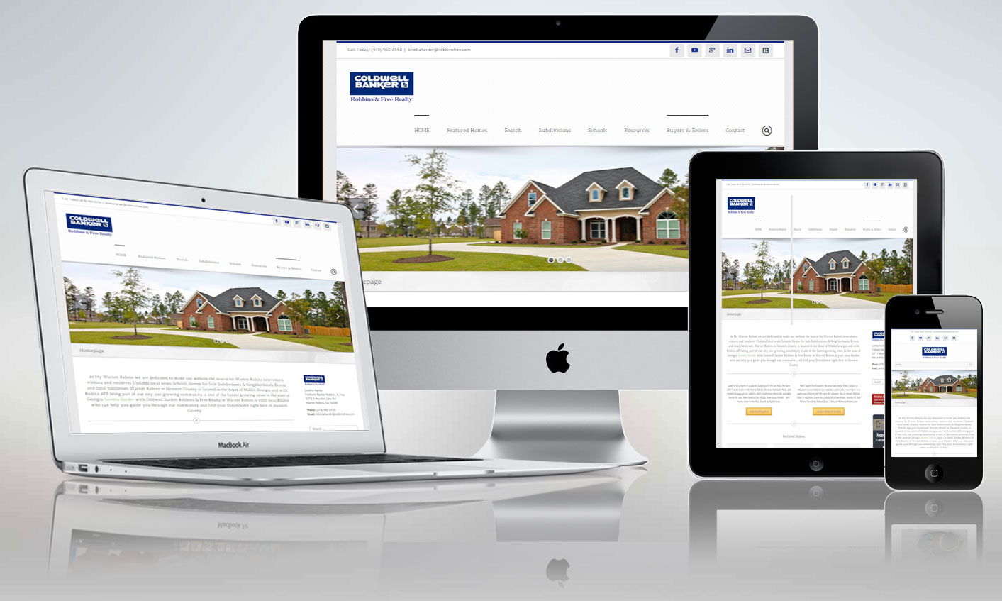 Real Estate IDX Websites