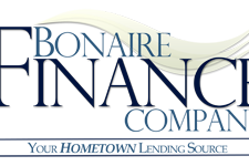 Logo Bonaire Finance Company
