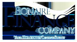 Logo Bonaire Finance Company