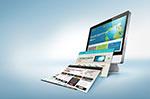 Webdesign & Print Media