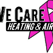 We Care Heating & Air Logo Opener