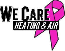 We Care Heating & Air Logo Opener