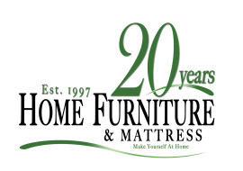 Home Furniture and Mattress Logo