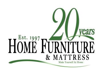 Home Furniture and Mattress Logo